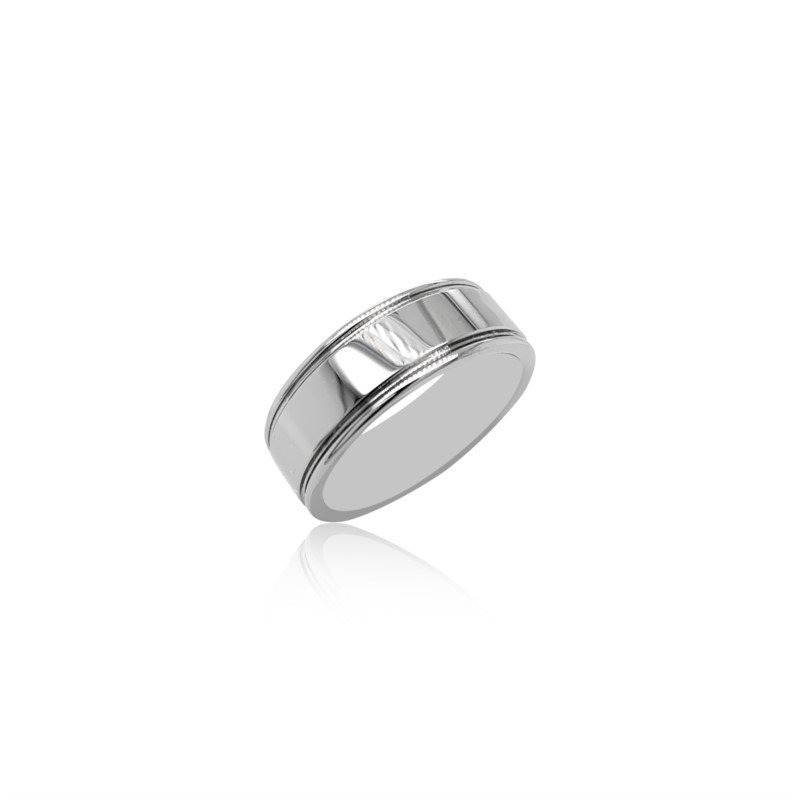 Benchmark Rings Tungsten Band