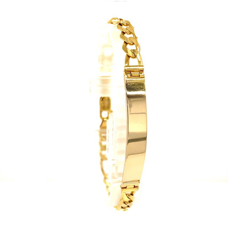 Robert Palma Designs Figaro ID Bracelet