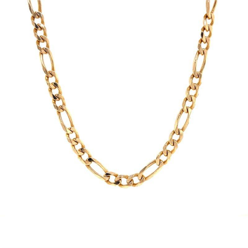 Robert Palma Designs 14K Figaro Chain