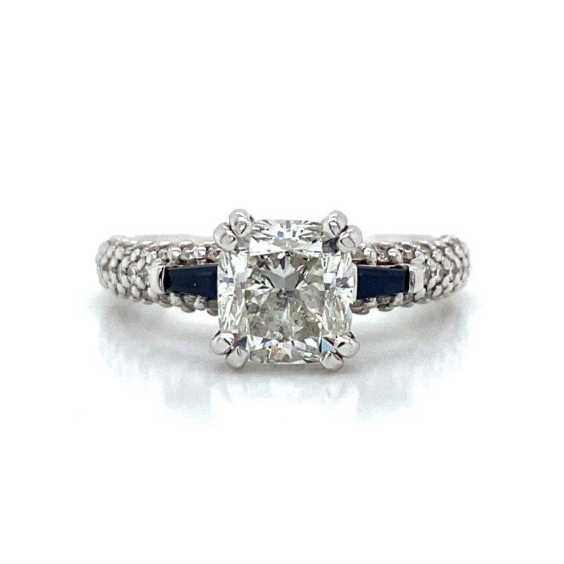 Robert Palma Designs 14K Scott Kay Diamond Ring