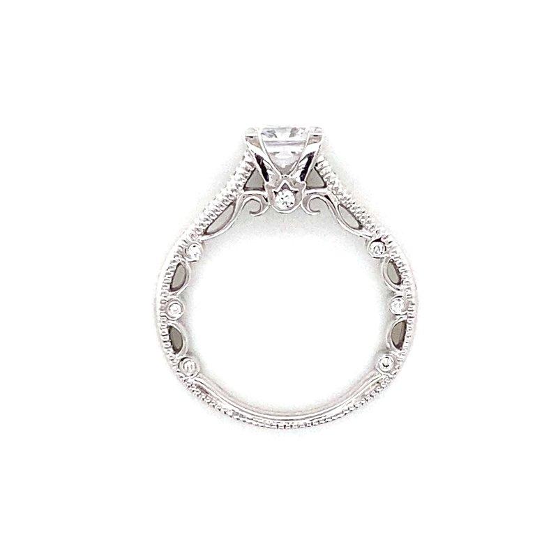 Verragio 18k White Gold Classic Verragio Ring