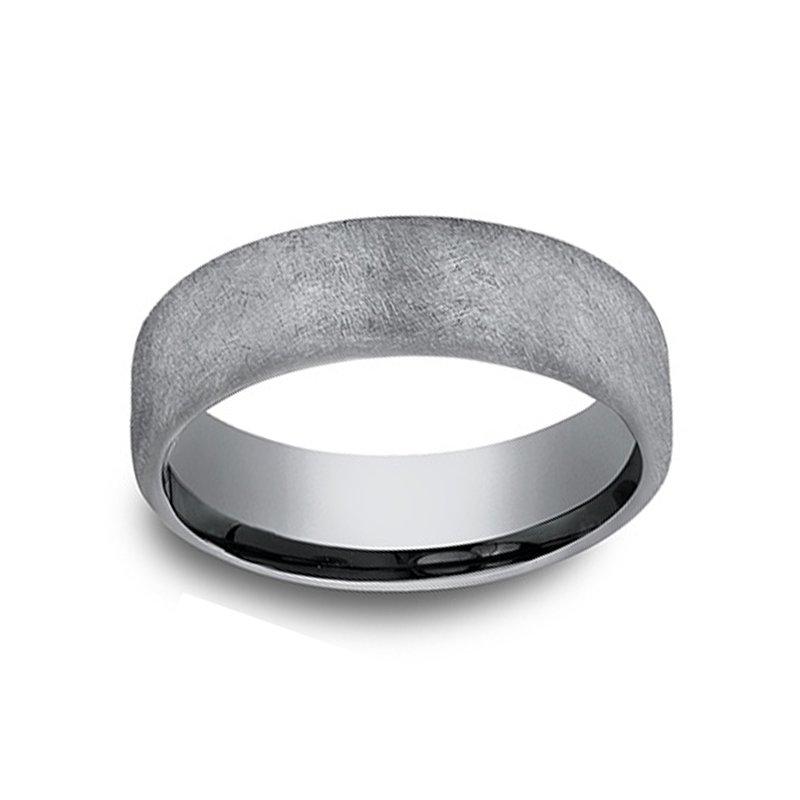 6.5mm Wedding Ring in Tantalum