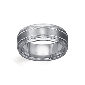6mm Tungsten Wedding Ring