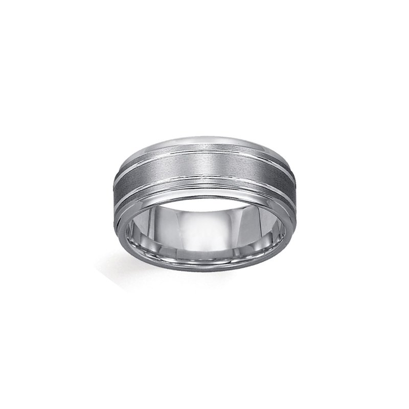 6mm Tungsten Wedding Ring