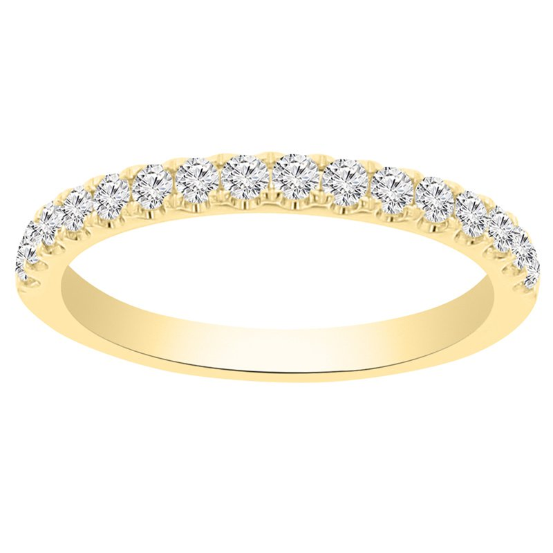 3/8ct tw Diamond Stackable Ring in 14K Yellow Gold