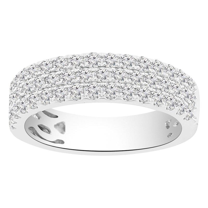 1ct tw Diamond Fashion Ring in 14K White Gold