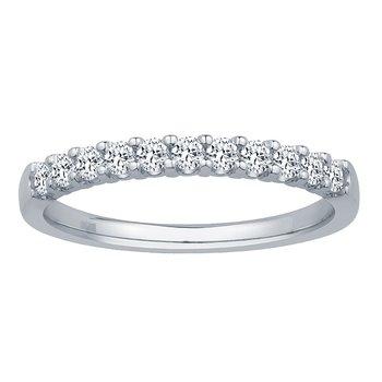 1/3ct tw Diamond Anniversary Ring in 14K White Gold