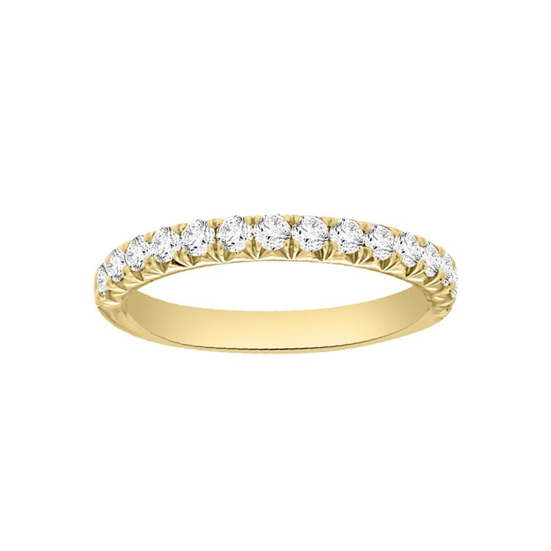 1/3ct tw Diamond Stackable Ring in 14K Yellow Gold