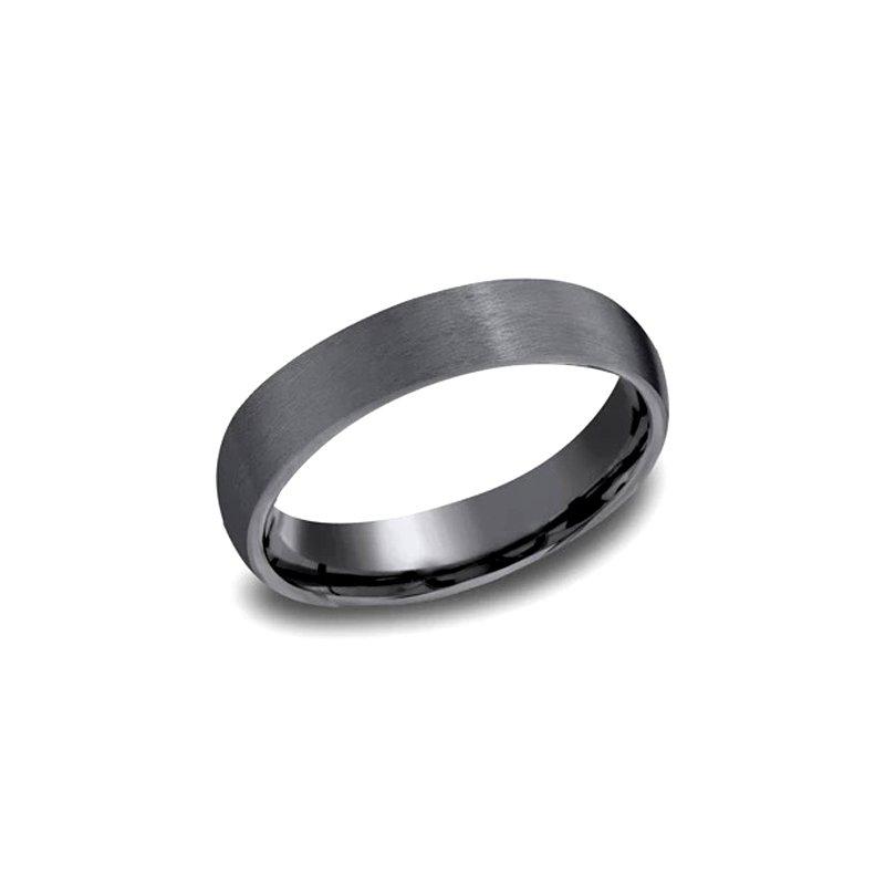 4.5mm Wedding Ring in Tantalum