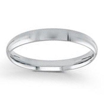 3mm Wedding Ring in Palladium