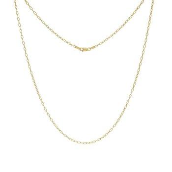 16 Inch Forzentina Chain in 14K Yellow Gold