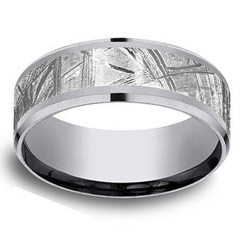 8mm Wedding Ring in Tantalum
