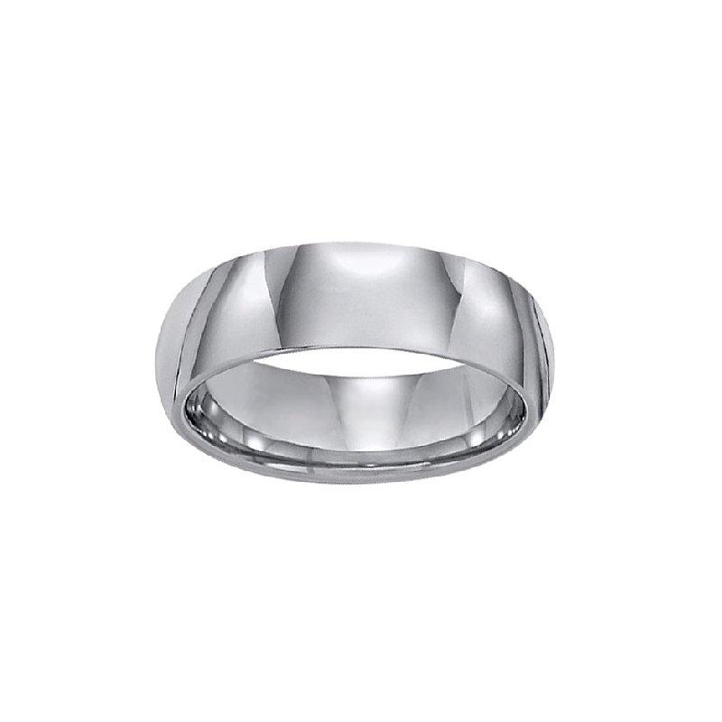 7mm Tungsten Wedding Ring