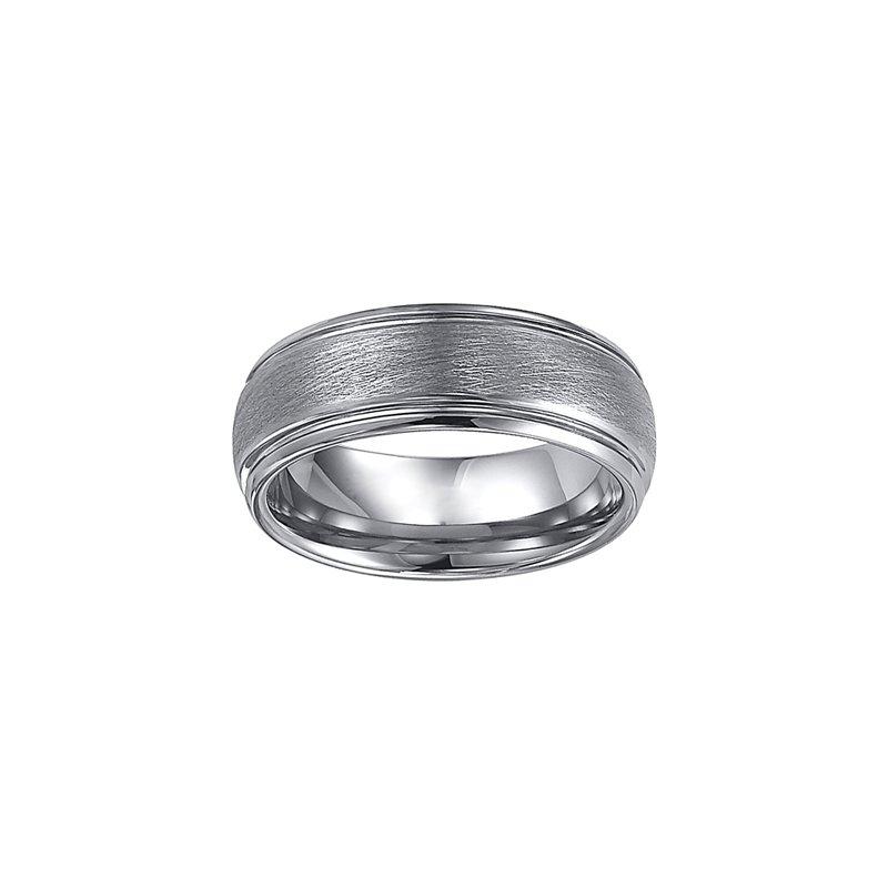 8mm Tungsten Wedding Ring