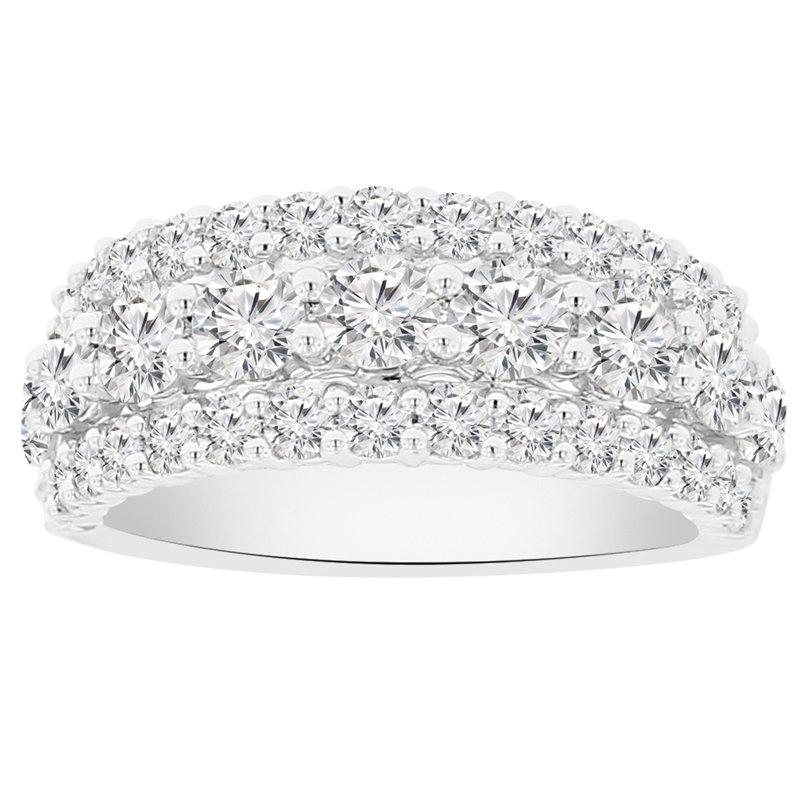 2 1/4ct tw NewBorn Lab Created Diamond Fashion Ring in 14K White Gold
