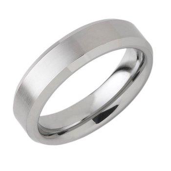 6mm Wedding Ring in Tungsten