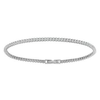 3/4ct tw Diamond Tennis Bracelet in 14K White Gold