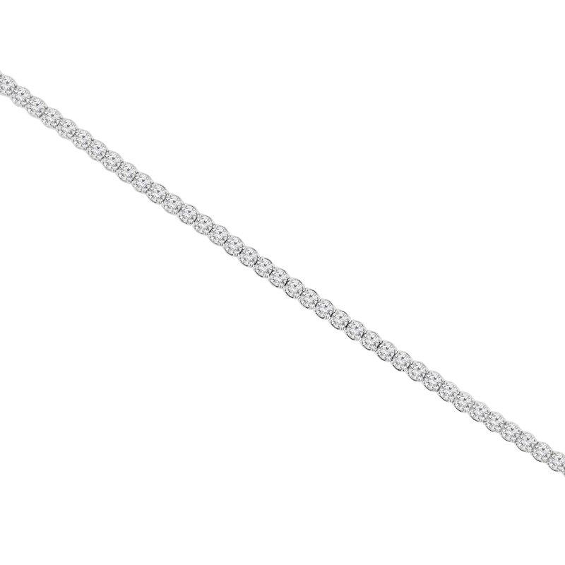 3ct tw Diamond Tennis Bracelet in 14K White Gold
