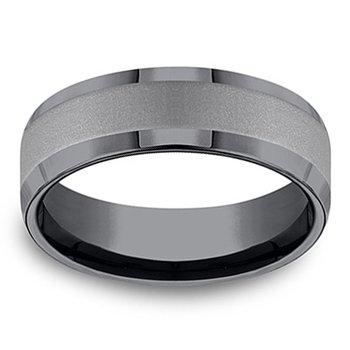 7mm Wedding Ring in Tantalum