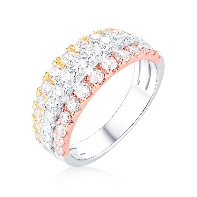1 7/8ct tw Diamond Fashion Ring in 14K Gold