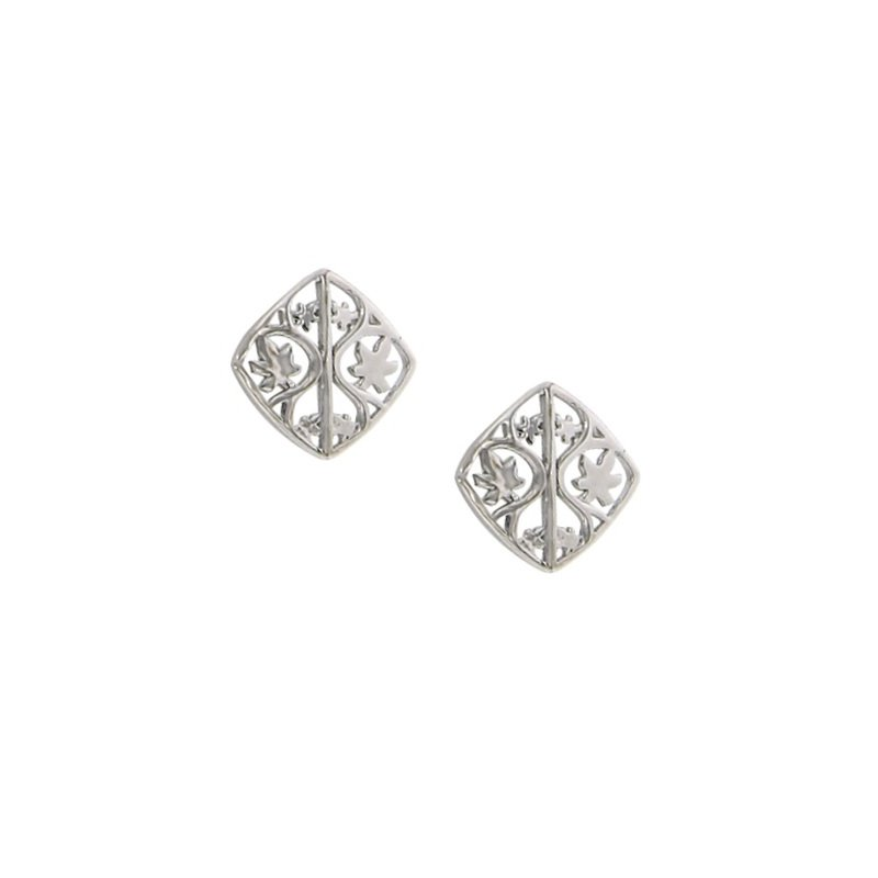 Nola Collection Earrings in Sterling Silver