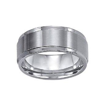 9mm Tungsten Wedding Ring