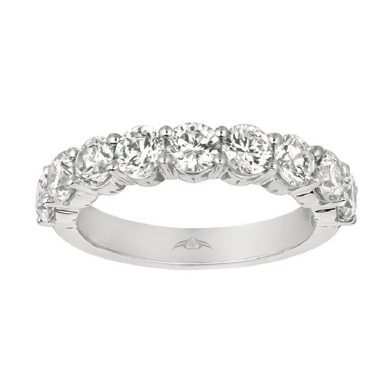 1 7/8ct tw Diamond Anniversary Ring in 14K White Gold