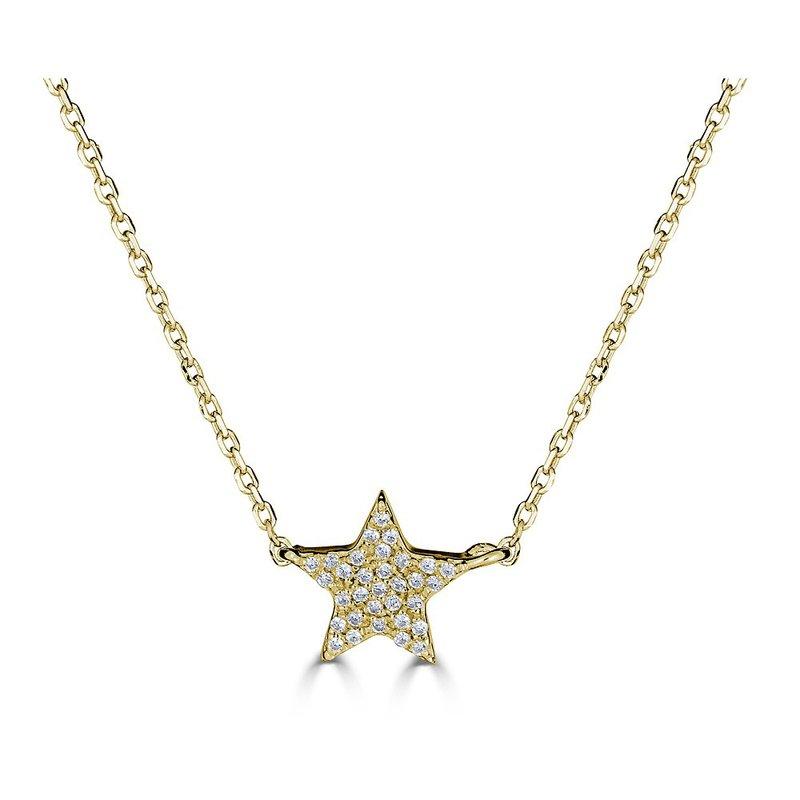 Sartor Hamann Signature Diamond Star Pendant