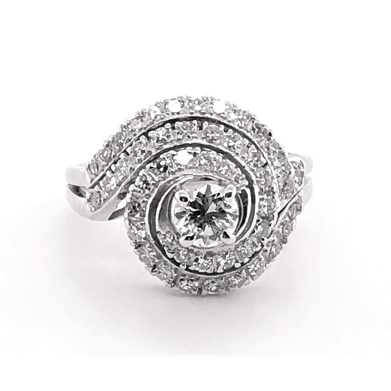 Estate Collection Vintage Diamond Ring
