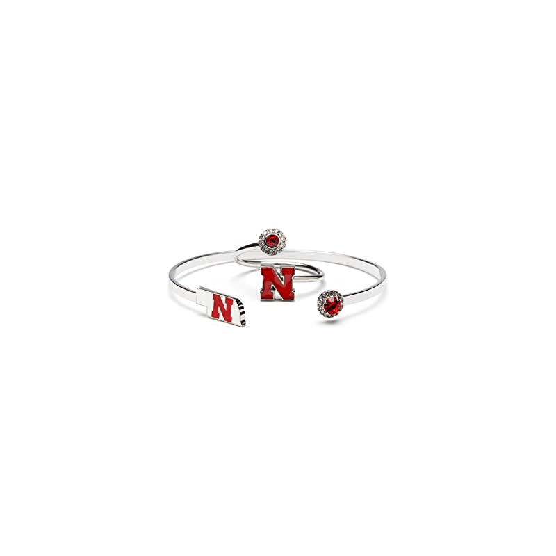 Husker Jewelry Collection Husker Cuff Bracelet