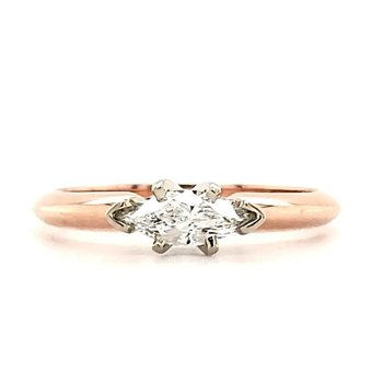 .31 CT Marquise Solitaire