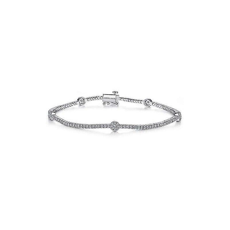 Sartor Hamann Signature Diamond Tennis Bracelet