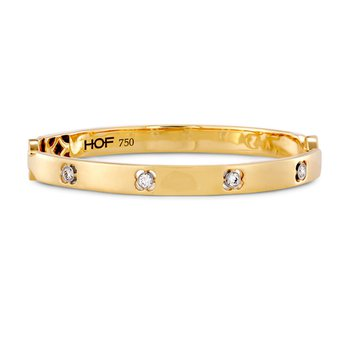 Hearts on Fire Diamond Bangle