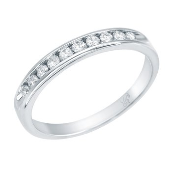 Anniversary Band in 6 Carat Weights