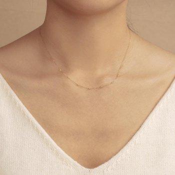 Alice Tiny Dots Necklace