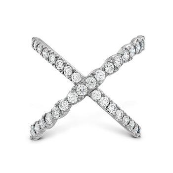Hearts on Fire Lorelei Criss Cross Ring
