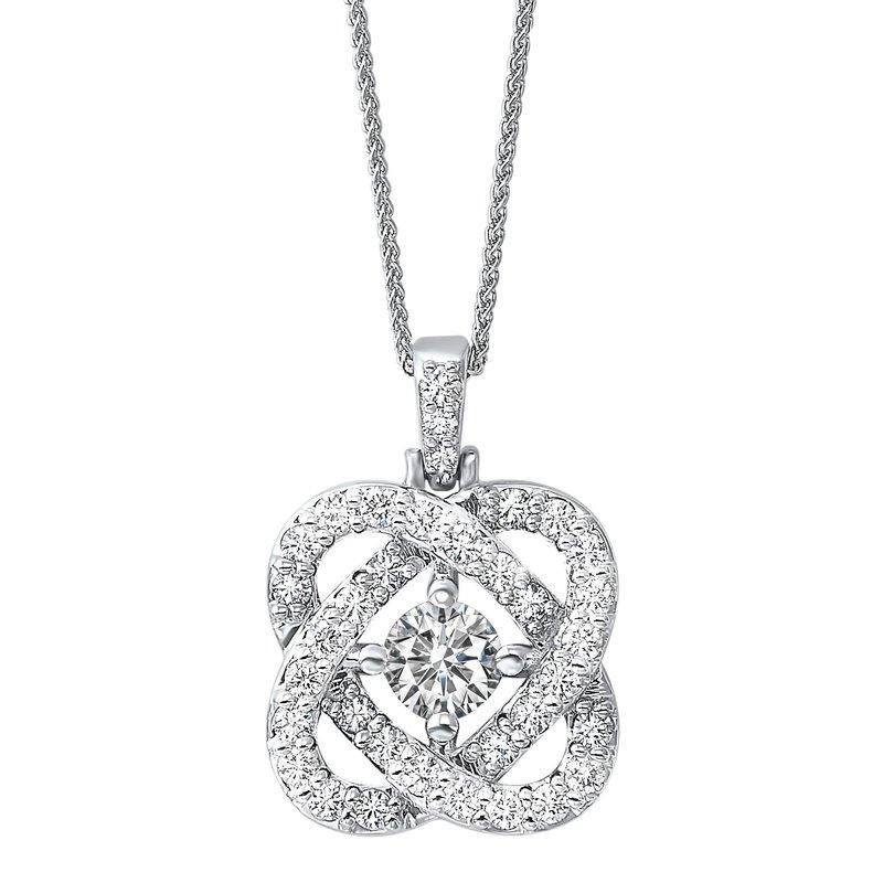Sartor Hamann Signature Diamond Pendant