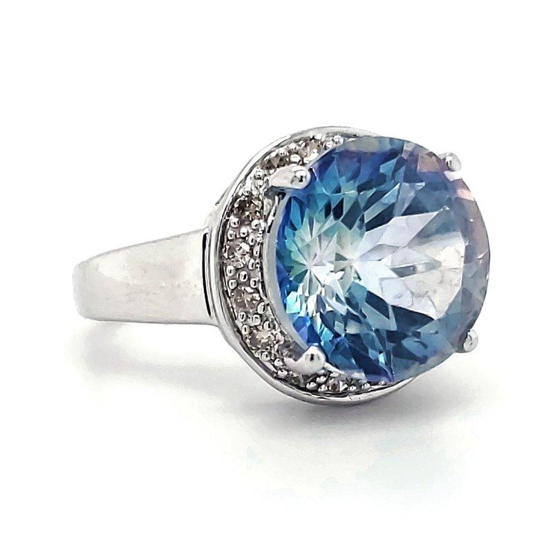 Estate Collection Mystic Topaz Fashion Ring
