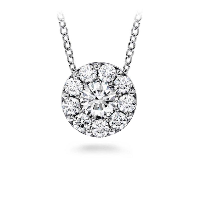Sartor Hamann Signature Hearts on Fire Fulfillment Diamond Pendant in 2 Carat Weights