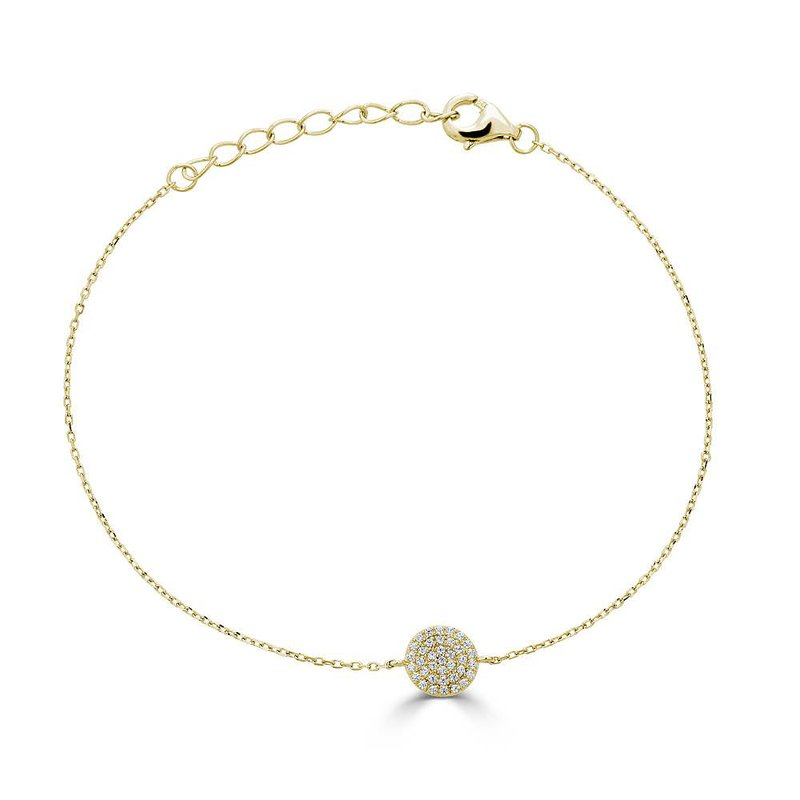 Sartor Hamann Signature Diamond Bracelet