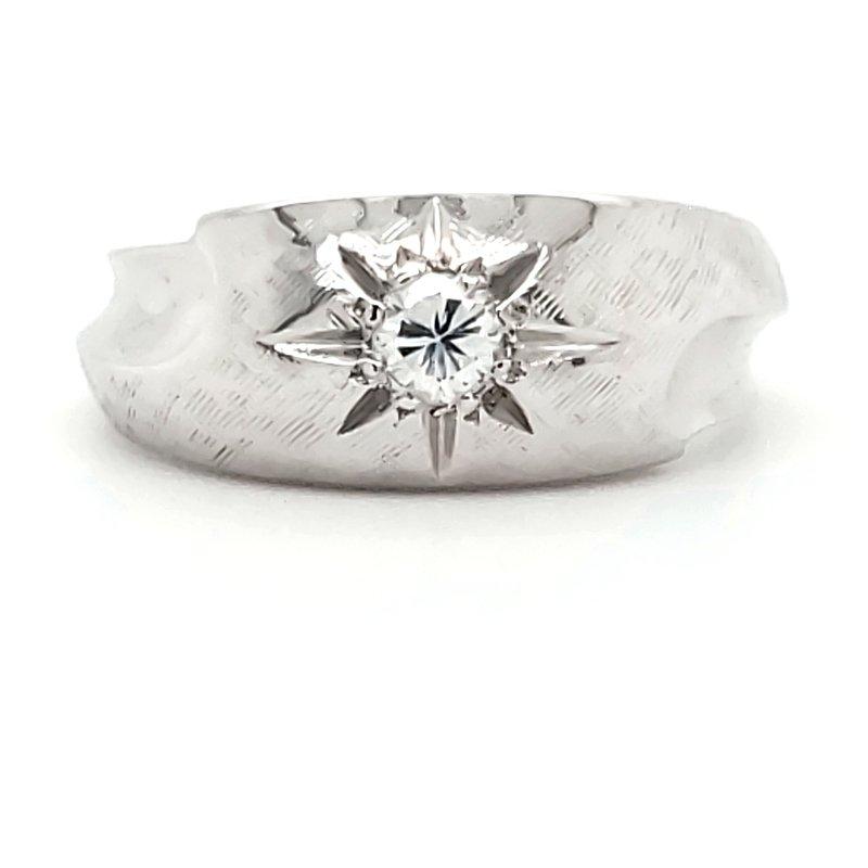 Estate Collection Men's Diamond Ring