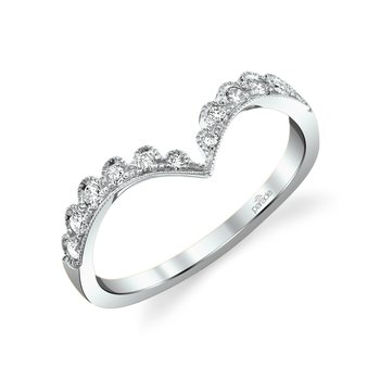 Parade Stackable Wedding Band