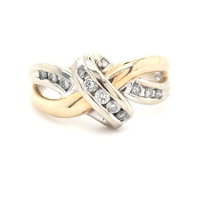 Estate Collection Love Knot Ring