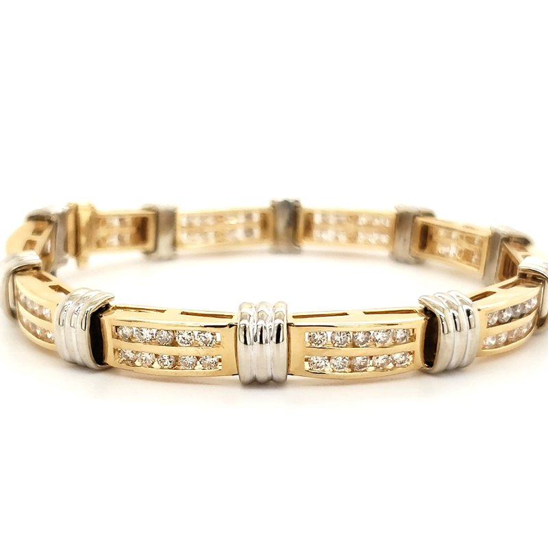 Estate Collection Diamond Bracelet