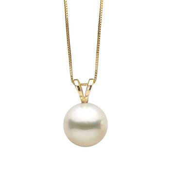 Cultured Pearl Pendant - 5 to 5.5mm