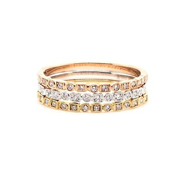 Beverley K Petite Stackable Band Group B
