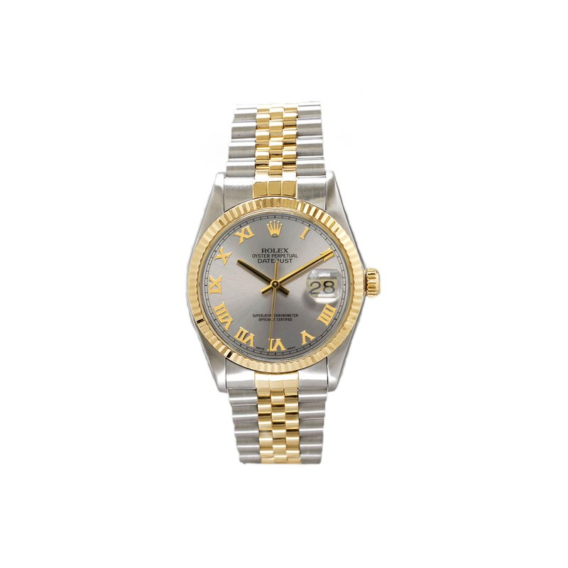 Pre-Owned Rolex Datejust Watch - 36mm