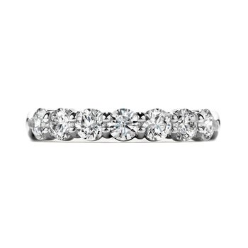 Hearts on Fire 7 Stone Diamond Band in 2 Carat Weights