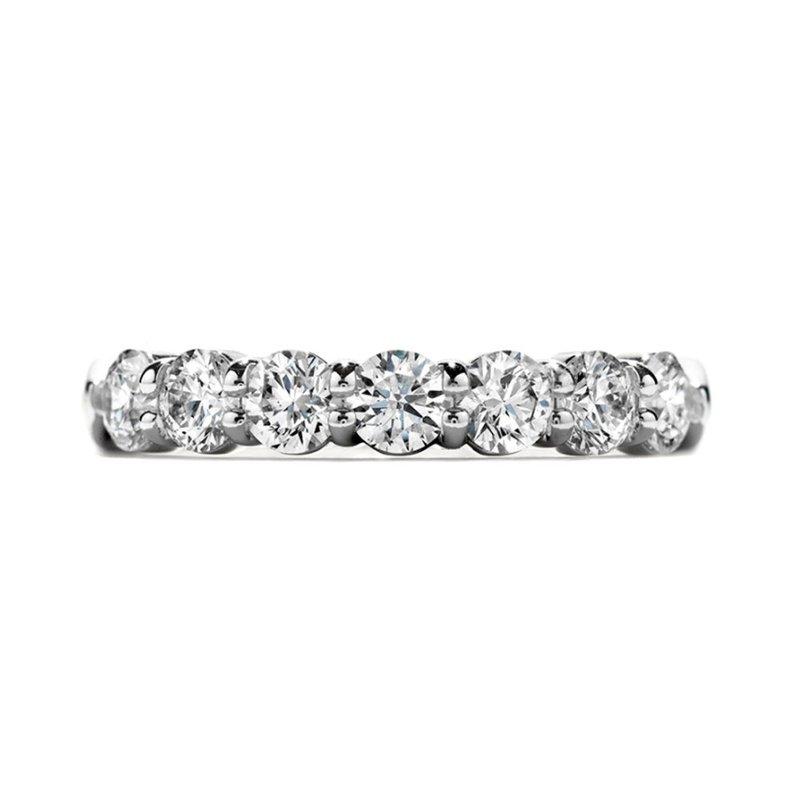 Hearts on Fire Hearts on Fire 7 Stone Diamond Band in 2 Carat Weights
