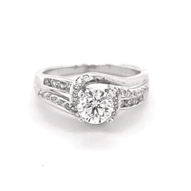 Estate Collection Diamond Engagement Ring